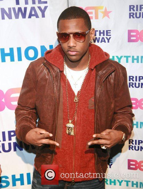 Fabolous and Manhattan Center