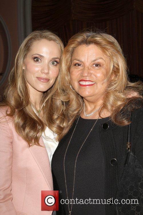Elizabeth Berkley and Suzanne De Passe