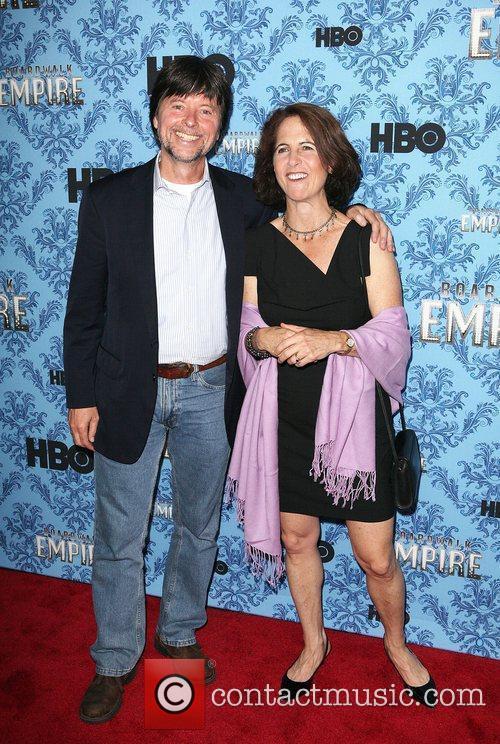 Ken Burns and Julie Deborah Brown
