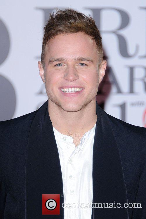 Olly Murs and Kayla Collins 7