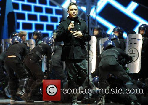 Robbie Williams and Take That 8