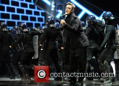 Robbie Williams and Take That 9