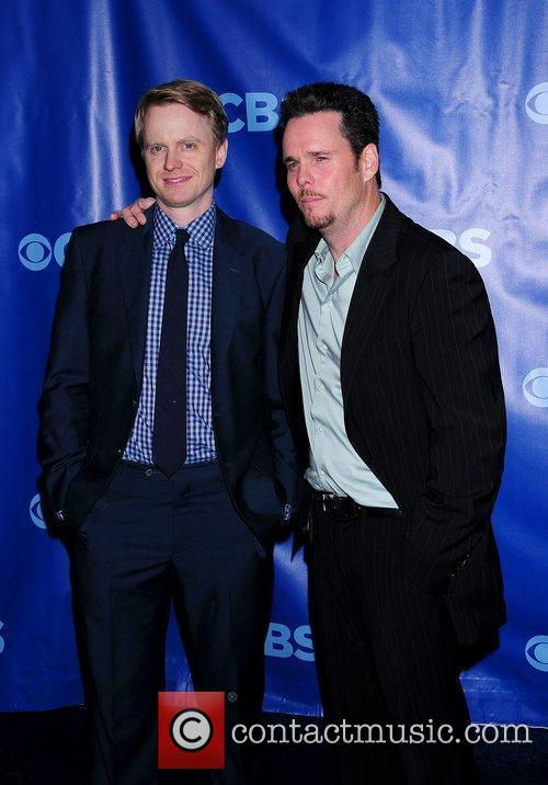 Kevin Dillon and David Hornsby