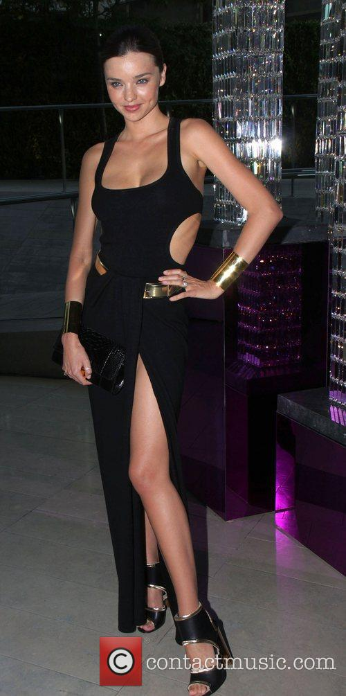 Miranda Kerr and Cfda Fashion Awards 2