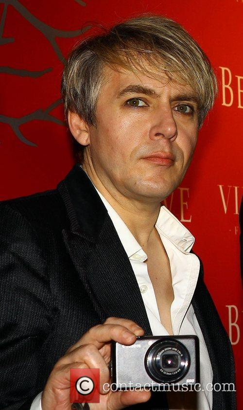 Nick Rhodes and Duran Duran