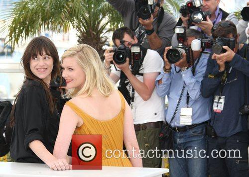 Charlotte Gainsbourg and Kirsten Dunst 3