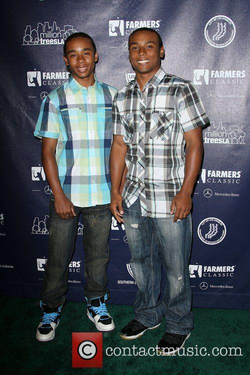 Zachary Williams and Oren Williams