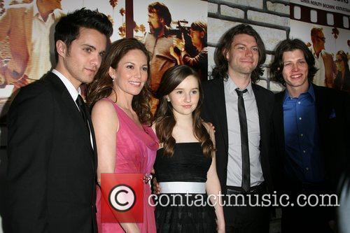 Thomas Dekker, Diane Lane and Patrick Fugit 2