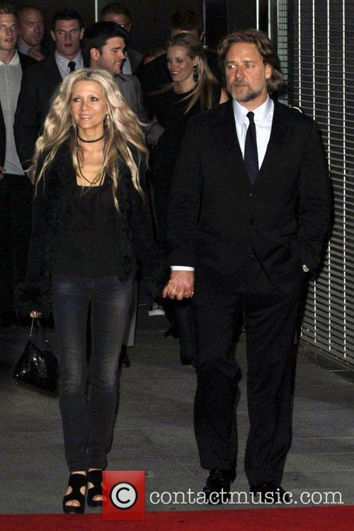 Russell Crowe and Danielle Spencer 8