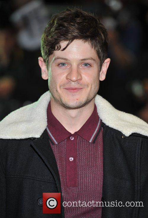 Iwan Rheon and Odeon West End