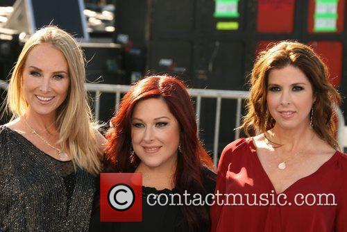 Chynna Phillips, Carnie Wilson, Wendy Wilson and Wilson Phillips