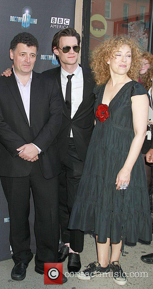 Matt Smith and Alex Kingston 1