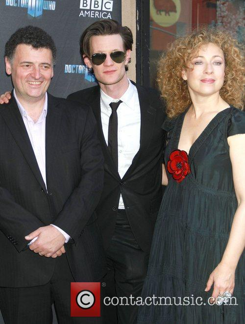 Matt Smith and Alex Kingston 2