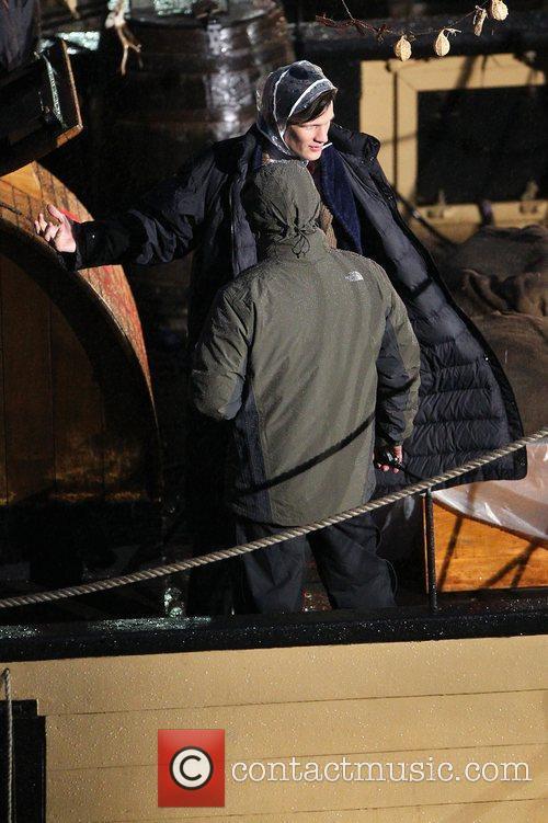 Matt Smith and Doctor Who