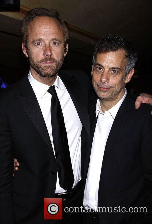 John Benjamin Hickey and Joe Mantello