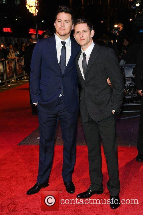 Channing Tatum and Jamie Bell