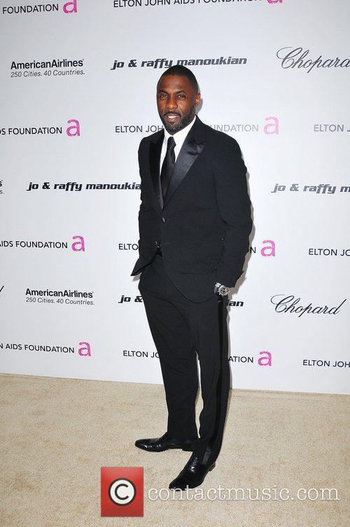 Idris Elba and Elton John 8