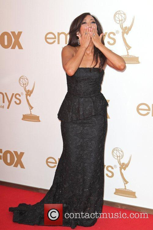 Carrie Ann Inaba and Emmy Awards 2