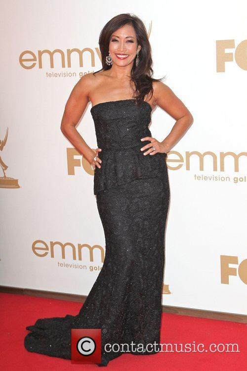 Carrie Ann Inaba and Emmy Awards 3