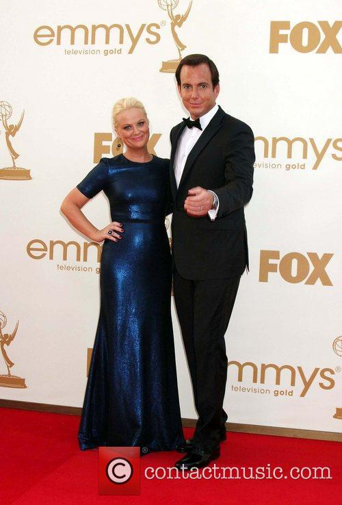 Amy Poehler, Will Arnett and Emmy Awards