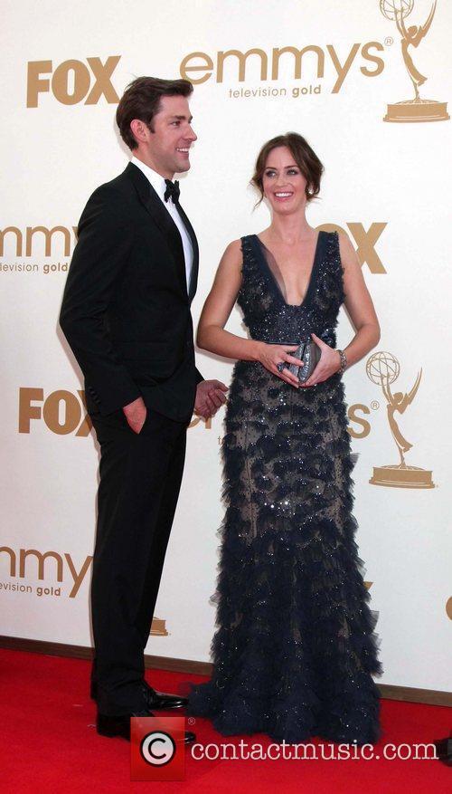 John Krasinski, Emily Blunt and Emmy Awards 1