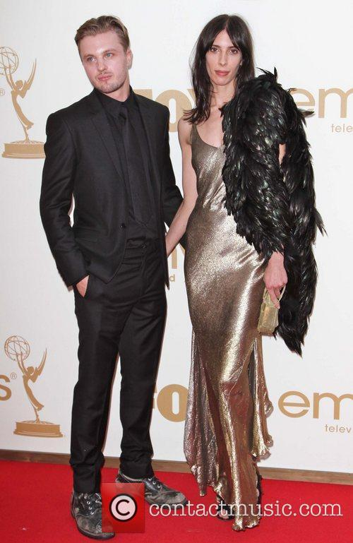 Michael Pitt and Emmy Awards