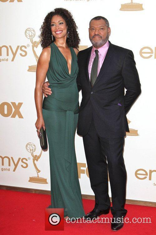 Gina Torres, Laurence Fishburne and Emmy Awards