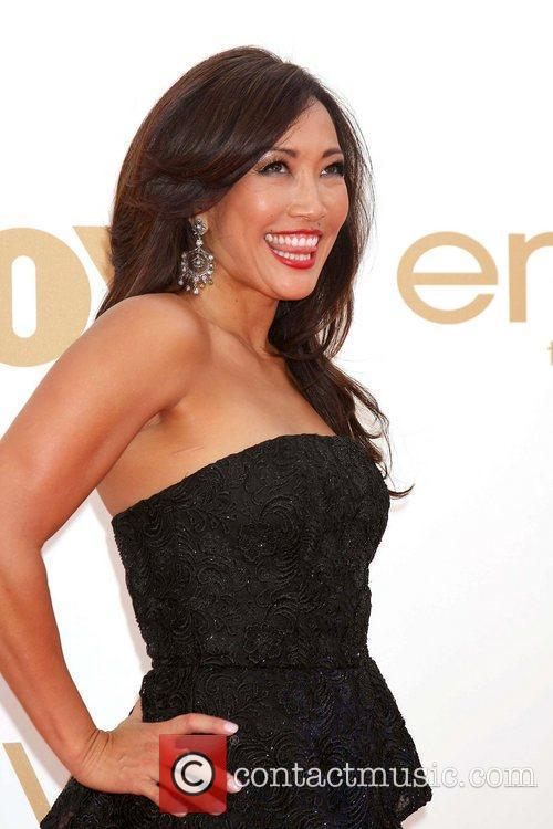 Carrie Ann Inaba and Emmy Awards 6