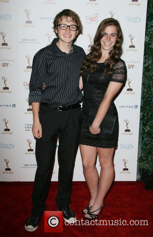 Angus T. Jones and Emmy Awards