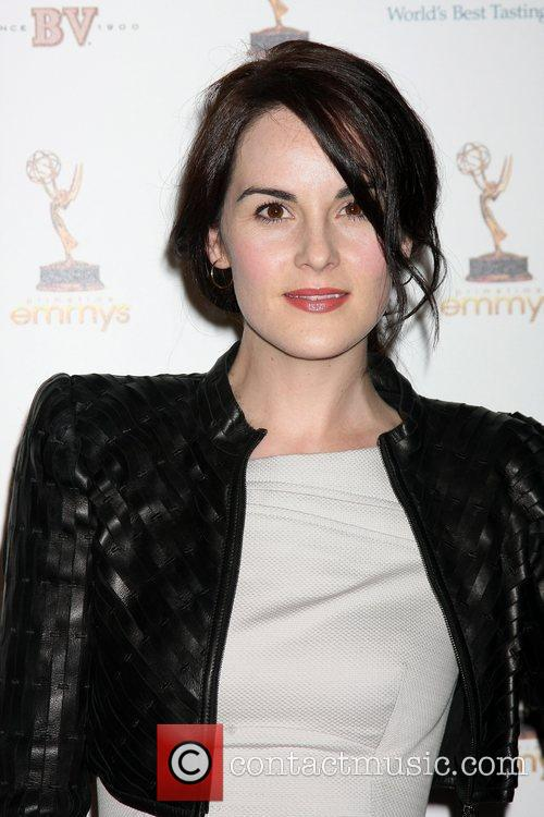 Michelle Dockery and Emmy Awards 1