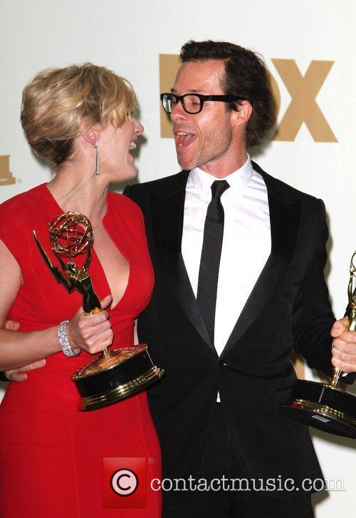 Kate Winslet, Guy Pearce and Emmy Awards 2