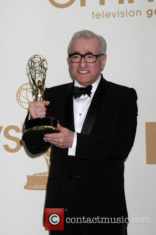 Martin Scorsese and Emmy Awards