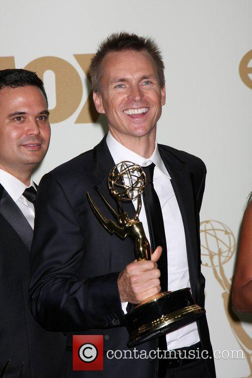 Phil Keoghan and Emmy Awards 4