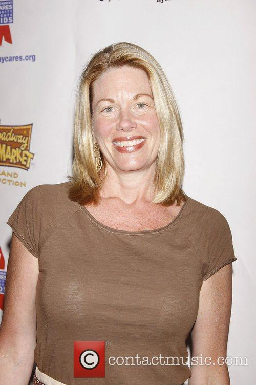 Marin Mazzie and Times Square 9