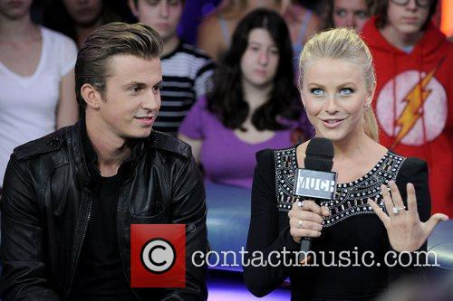 Kenny Wormald and Julianne Hough 1