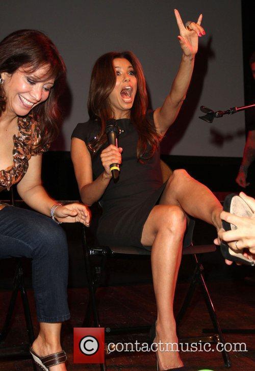 Cheri Oteri and Eva Longoria