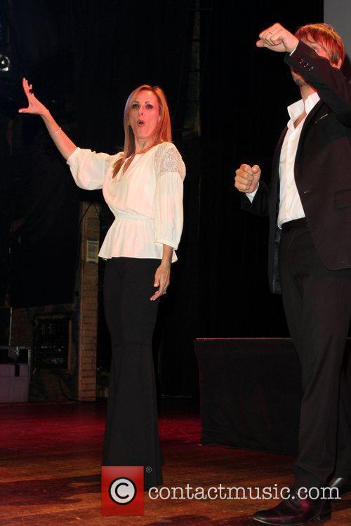 Marlee Matlin, Ken Paves and House Of Blues 8