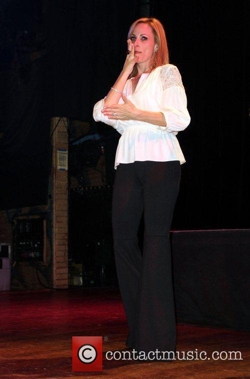Marlee Matlin and House Of Blues 11