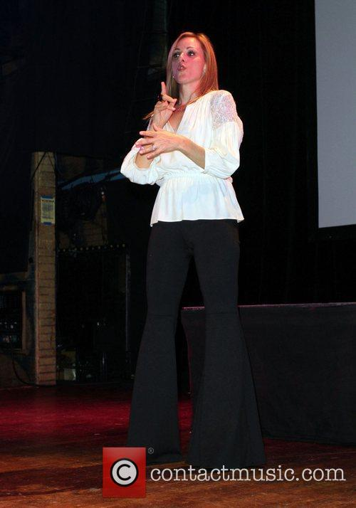 Marlee Matlin and House Of Blues 5