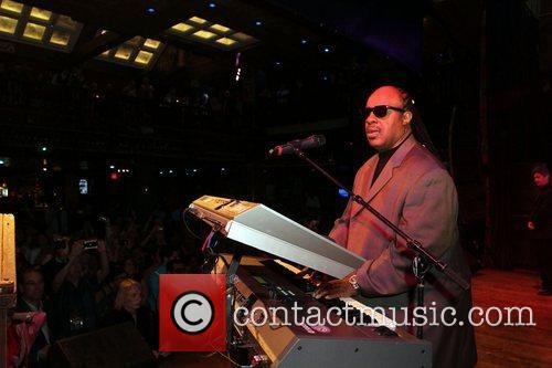 Stevie Wonder and House Of Blues 8