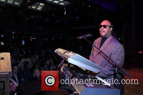 Stevie Wonder and House Of Blues 6