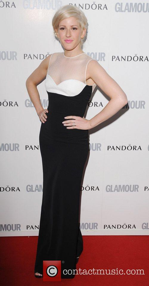 Ellie Goulding and Glamour Women Of The Year Awards 5