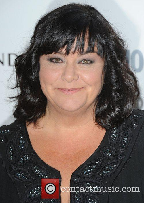 Dawn French and Glamour Women Of The Year Awards