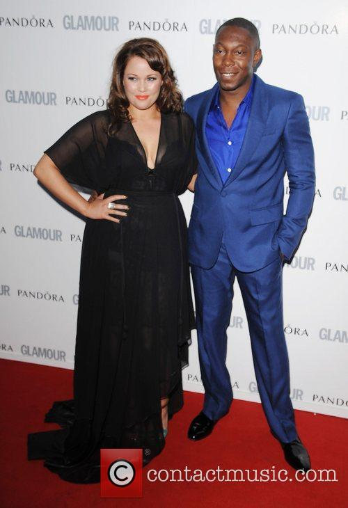Dizzee Rascal and Glamour Women Of The Year Awards
