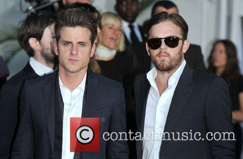 Kings Of Leon and Berkeley Square Gardens 3