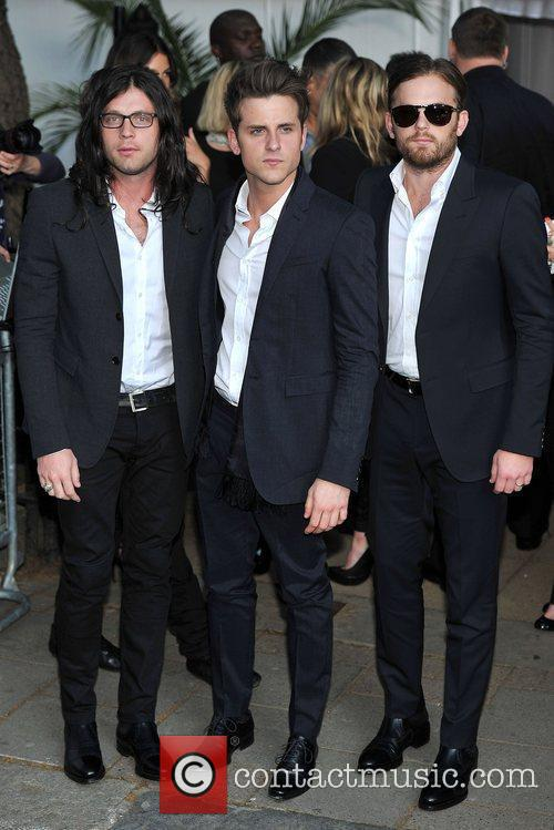 Kings Of Leon and Berkeley Square Gardens 1