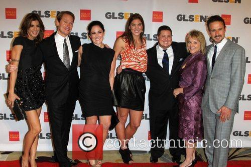 Elisabetta Canalis, Carson Kressley, Chastity Bono, David Arquette, Hope, Nancy Grace, Ricki Lake and The The 5