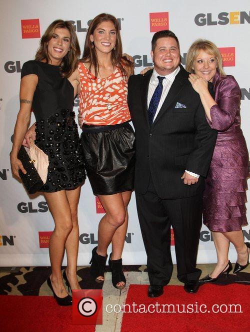Elisabetta Canalis, Chastity Bono, Hope, Nancy Grace and The The 6