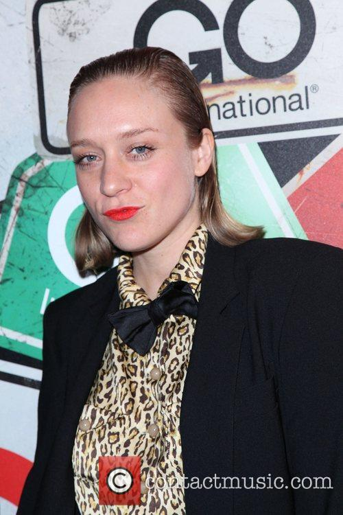 Chloe Sevigny and The Go