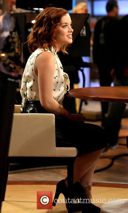 Jane Levy and Good Morning America 3